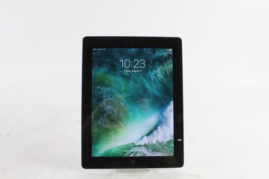 Apple IPad, 32GB, 4th Gen, Verizon Service
