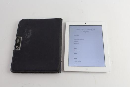 Apple IPad 3rd Gen, Activation Locked, Sold For Parts