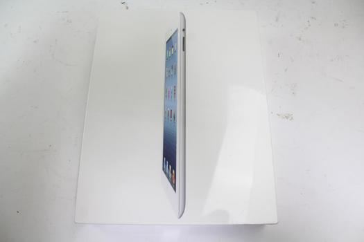 Apple IPad 3rd Generation 64GB Tablet White