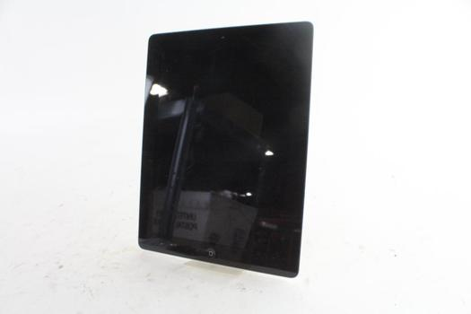 Apple IPad 4th Gen, Activation Locked, Sold For Parts