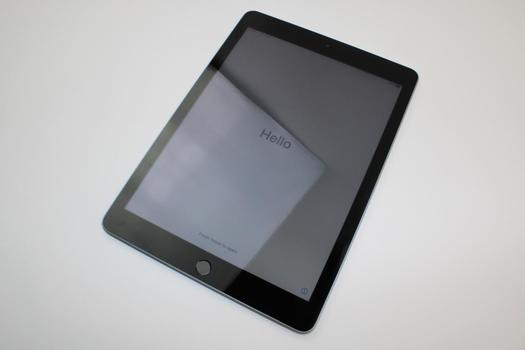 Apple IPad 5th Gen, 32GB, Wi-Fi Only, Activation Locked, Sold For Parts