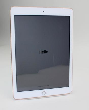 Apple IPad 6th Gen, 128GB, Wi-Fi Only, Activation Locked, Sold For Parts