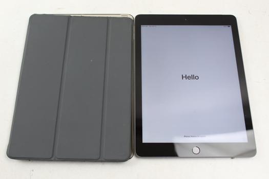 Apple IPad 6th Gen, 32GB, AT&T, Activation Locked, Sold For Parts