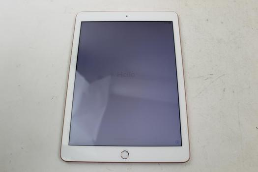 Apple IPad 6th Gen, 32GB, Wi-Fi Only, Activation Locked, Sold For Parts