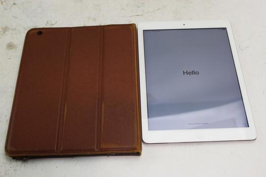 Apple IPad Air 1st Gen, 16GB, Wi-Fi Only, Activation Locked, Sold For Parts