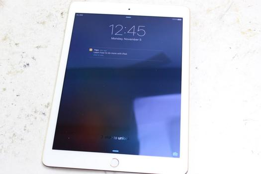 Apple IPad Air 2, 16GB, Unknown Carrier