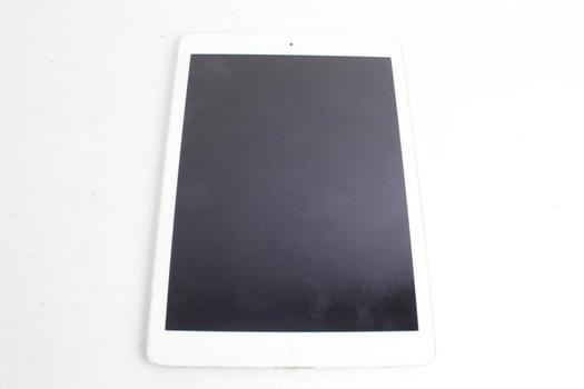 Apple IPad Air, Activation Locked, Sold For Parts