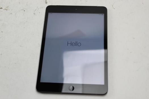 Apple IPad Mini 1st Gen, 16GB, Verizon, Activation Locked, Sold For Parts