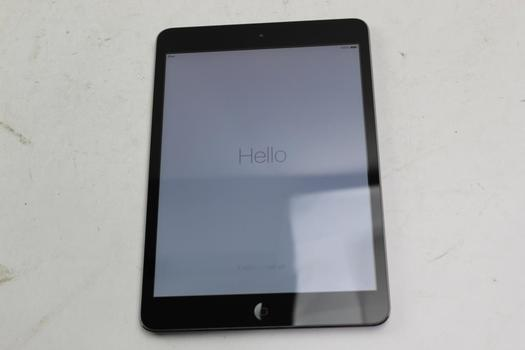 Apple IPad Mini 1st Gen, 16GB, Wi-Fi Only, Activation Locked, Sold For Parts