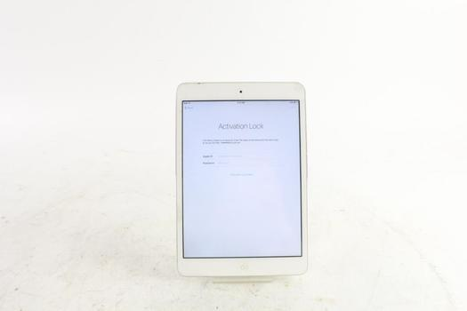 Apple IPad Mini, 1st Gen, Activation Locked, Sold For Parts