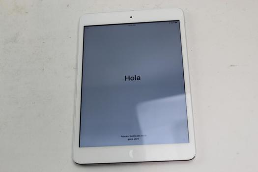 Apple IPad Mini 2, 32GB, Wi-Fi Only, Activation Locked, Sold For Parts