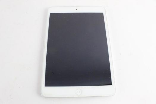 Apple IPad Mini 2 Activation Locked, Sold For Parts