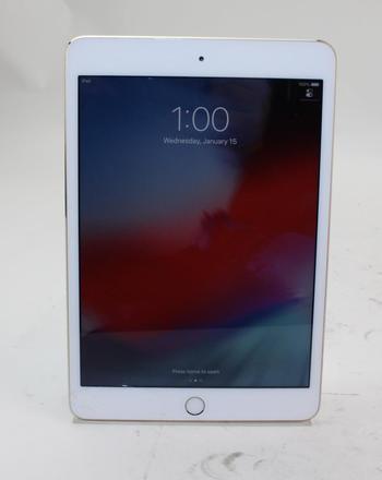 Apple IPad Mini 3rd Gen, 16GB, Wi-Fi Only