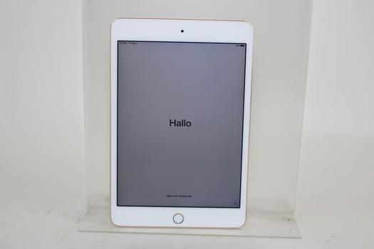 Apple IPad Mini 4, 128GB, Wi-Fi Only, Activation Locked, Sold For Parts