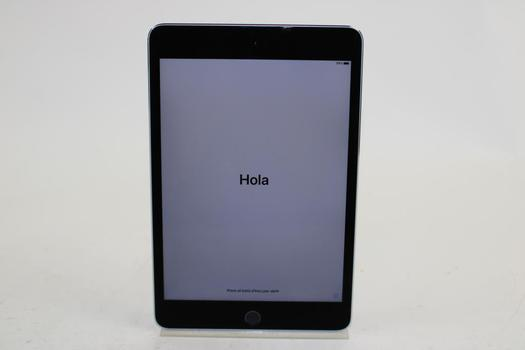 Apple IPad Mini 4, 64GB, Wi-Fi Only, Activation Locked, Sold For Parts