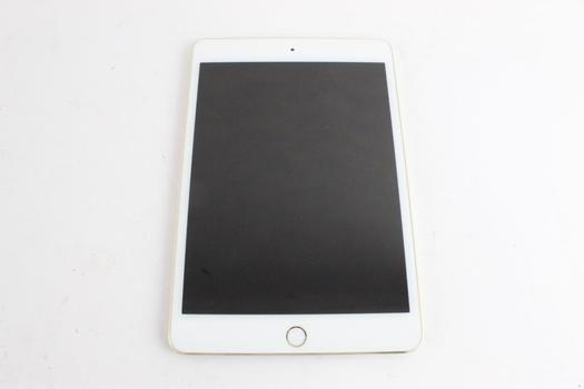 Apple IPad Mini 4, Activation Locked, Sold For Parts