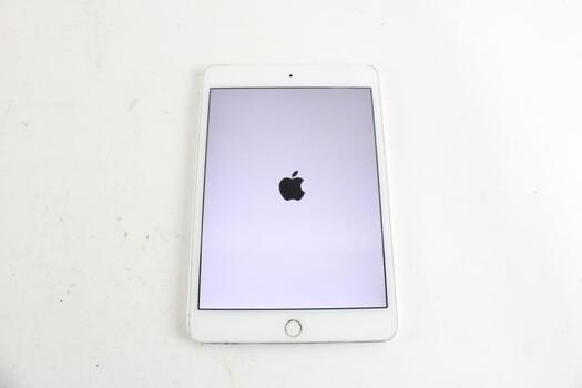 Apple IPad Mini 4   Activation Locked, Sold For Parts