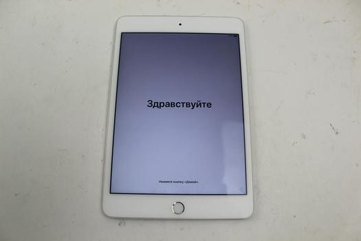 Apple IPad Mini 4th Gen, 64GB, Wi-Fi Only, Activation Locked, Sold For Parts
