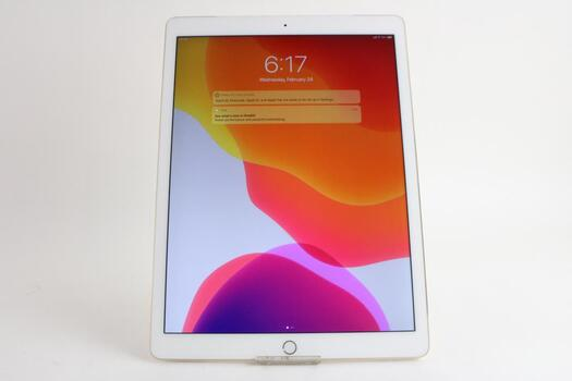 Apple IPad Pro, 128 GB, Carrier Unknown