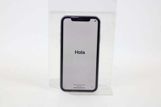 Apple IPhone 11, 256GB, Unknown Carrier, Activation Locked, Sold For Parts