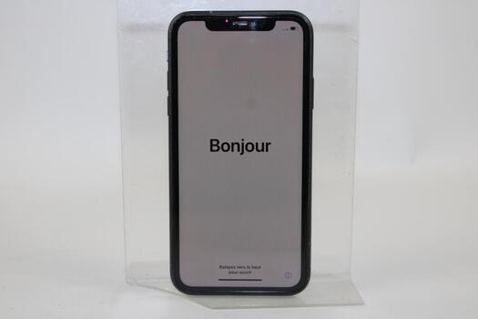 Apple IPhone 11, 64GB, Unknown Carrier, Activation Locked, Sold For Parts