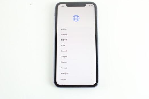 Apple IPhone 11 Activation Locked, Sold For Parts