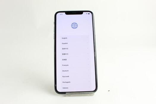 Apple IPhone 11 Pro Max, Carrier Unknown, Activation Locked, Sold For Parts