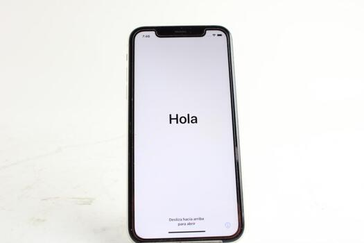 Apple IPhone 11, Unknown Carrier, Activation Locked, Sold For Parts