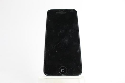 Apple IPhone 5c , Activation Locked, Sold For Parts