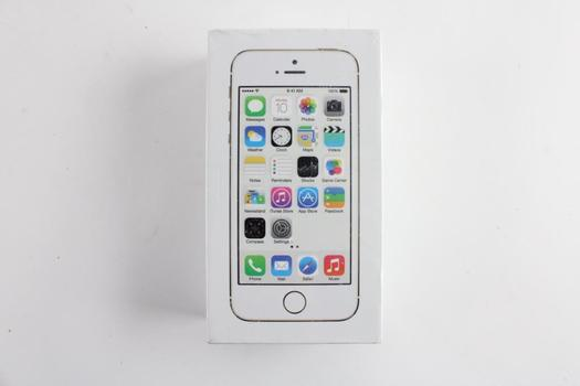 Apple IPhone 5S, 64GB, Carrier Unknown