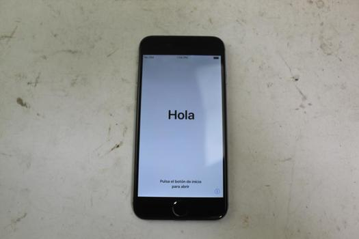 Apple IPhone 6, 128GB, Verizon, Activation Locked, Sold For Parts
