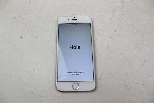 Apple IPhone 6, 16GB, Unknown Carrier, Activation Locked, Sold For Parts