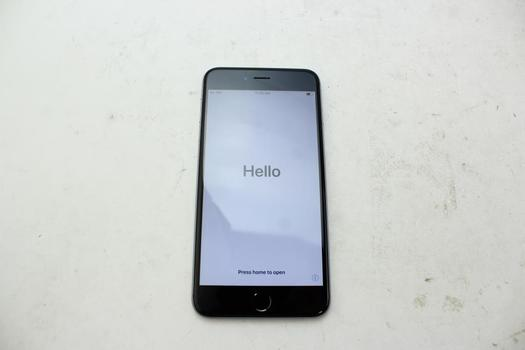 Apple IPhone 6 Plus, 128GB, Unknown Carrier, Activation Locked, Sold For Parts