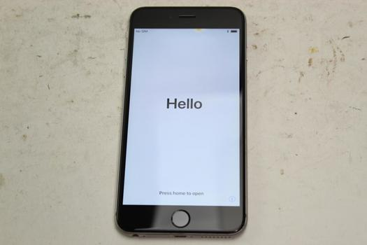 Apple IPhone 6 Plus, 16GB, T-Mobile, Activation Locked, Sold For Parts