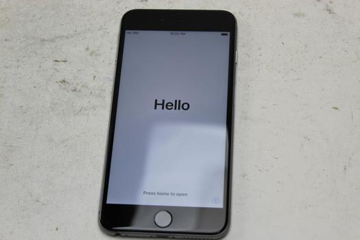 Apple IPhone 6 Plus, 16GB, Unknown Carrier, Activation Locked, Sold For Parts