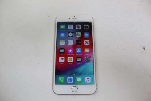 Apple IPhone 6 Plus, 64GB, Unknown Carrier
