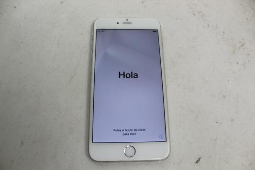 Apple IPhone 6 Plus, 64GB, Unknown Carrier, Activation Locked, Sold For Parts
