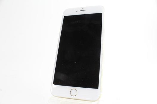 Apple IPhone 6 Plus, Unknown Carrier, Activation Locked, Sold For Parts