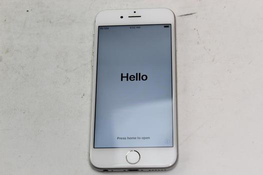 Apple IPhone 6S, 16GB, AT&T, Activation Locked, Sold For Parts