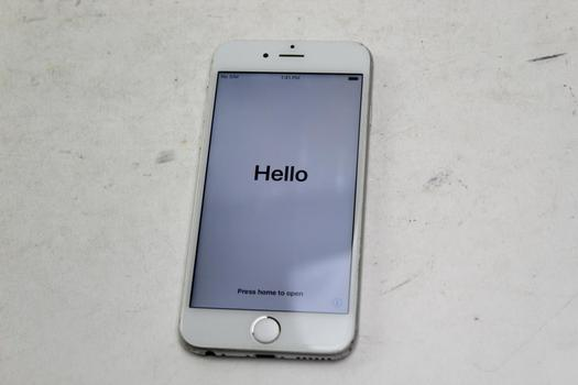 Apple IPhone 6S, 16GB, Sprint, Activation Locked, Sold For Parts