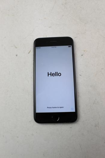 Apple IPhone 6S, 32GB, Unknown Carrier, Activation Locked, Sold For Parts