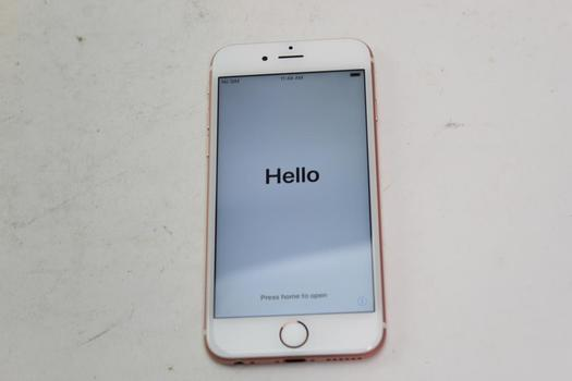 Apple IPhone 6S, 32GB, Verizon, Activation Locked, Sold For Parts