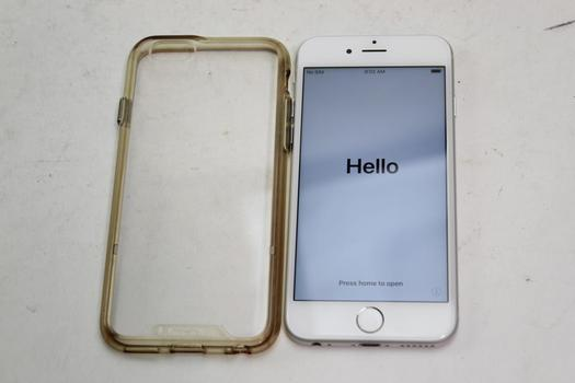 Apple IPhone 6S, 64GB, AT&T, Activation Locked, Sold For Parts