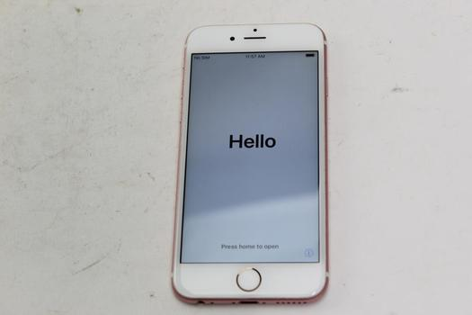 Apple IPhone 6S, 64GB, T-Mobile, Activation Locked, Sold For Parts