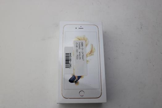 Apple Iphone 6s Plus 128gb Phone