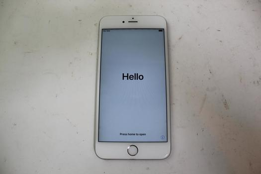 Apple IPhone 6S Plus, 16GB, Unknown Carrier, Activation Locked, Sold For Parts