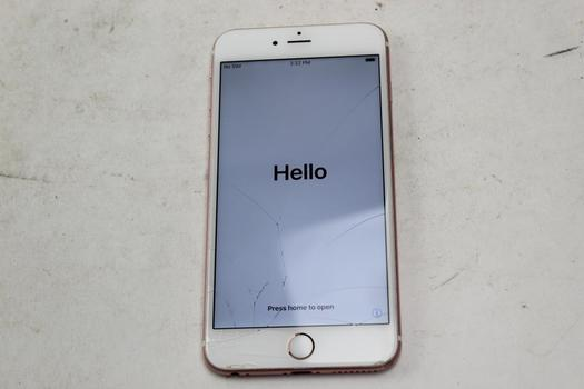 Apple IPhone 6S Plus, 64GB, T-Mobile, Activation Locked, Sold For Parts