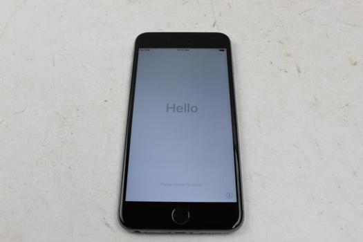 Apple IPhone 6S Plus, 64GB, Unknown Carrier, Activation Locked, Sold For Parts