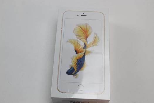Apple Iphone 6s Plus, Gold, 16gb