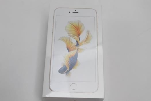 Apple Iphone 6s Plus, Gold, 16gb
